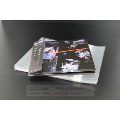 Covers for CD / DVD / BluRay / Video games