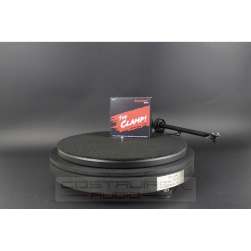 CLAMP MDP 1 DELUXE stabilizer with 418 gr black aluminum box