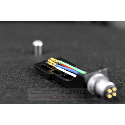 Head & Shell Cables for Turntables