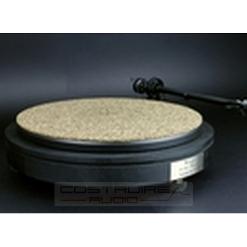 Round mat cork and 3 mm rubber DM207
