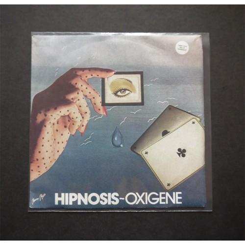 Polyethylene outer envelope standard for vinyl LP 50 pz