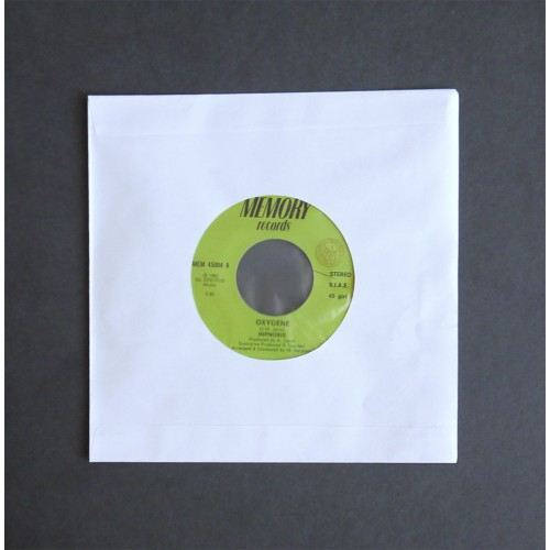 Inner envelope with tissue PRO for 45 rpm - 100 pieces