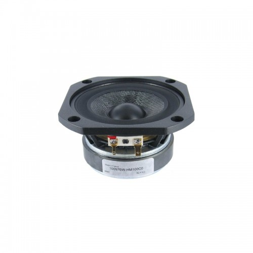 Audax HM100C0 - 100mm Midwoofer Reference Series - 8 ohm