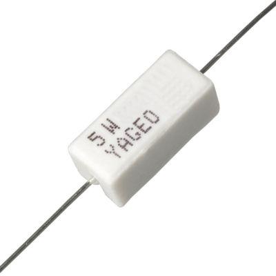 Ceramic resistors 5 W