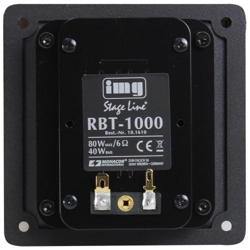 Monacor RBT-1000 - Magnetostatic Ribbon Tweeter