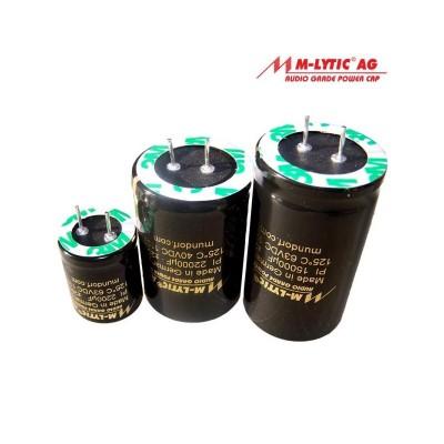 Mundorf M-Lytic AG Capacitors