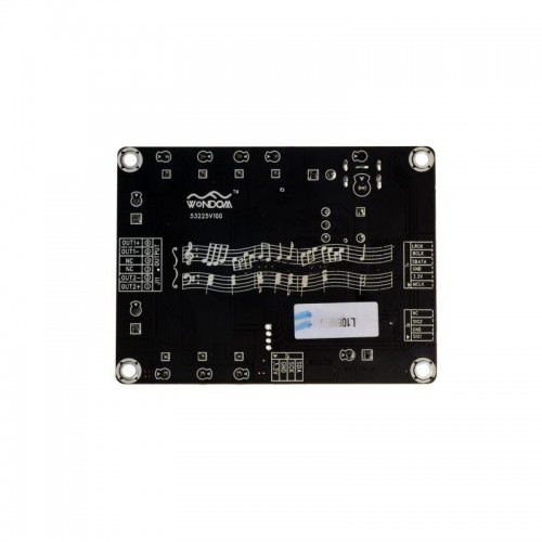AA-AB32256 - 2x30W Class D Amplifier with I2S Digital Input and DAC - TAS5754
