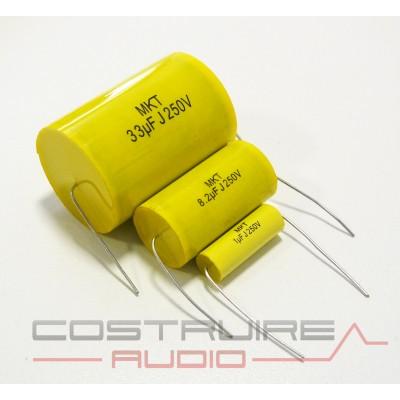 MKT 250V 5% Capacitors
